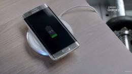 Galaxy S7 et S7 bord en charge uniquement Charge rapide