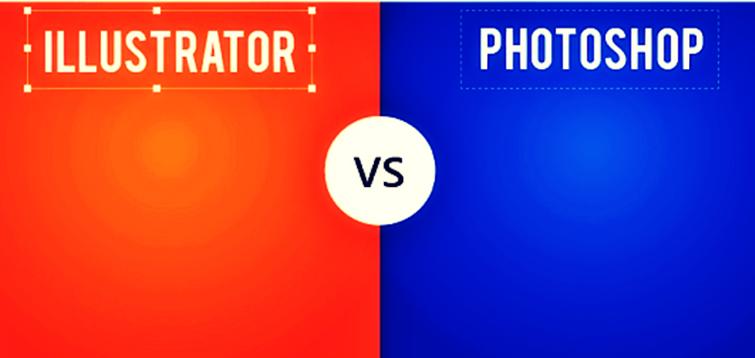 diferencia-entre-photoshop-e-illustrator