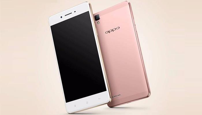 oppo-f1-rose-gold