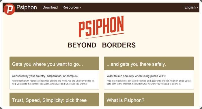 3-psiphon