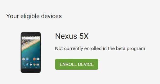 Android-beta-Program