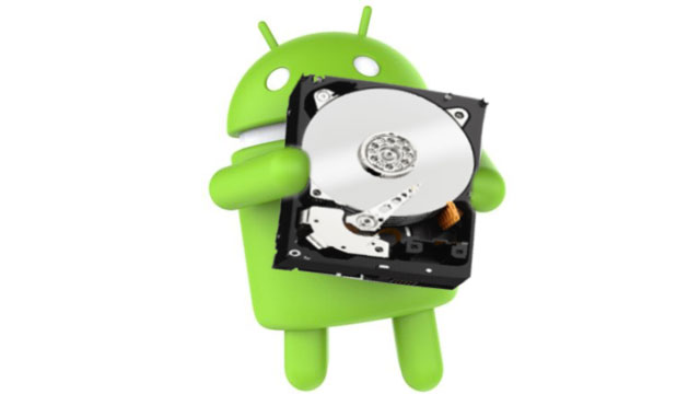 Expand Android Storage