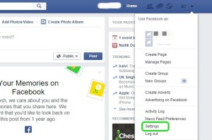 Facebook-Web-Settings