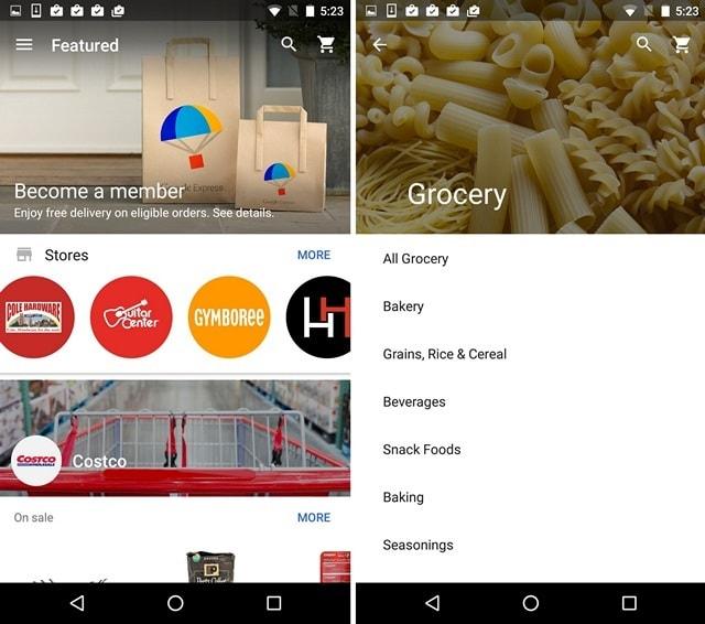 Google-Express-App