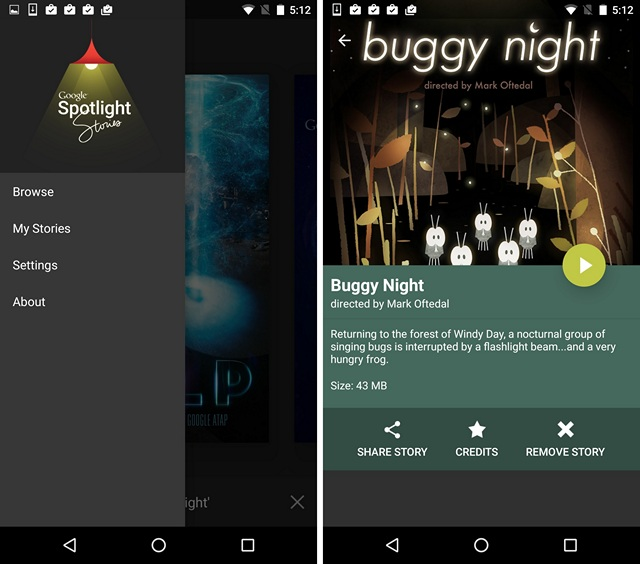 Google-Spotlight-Stories-App