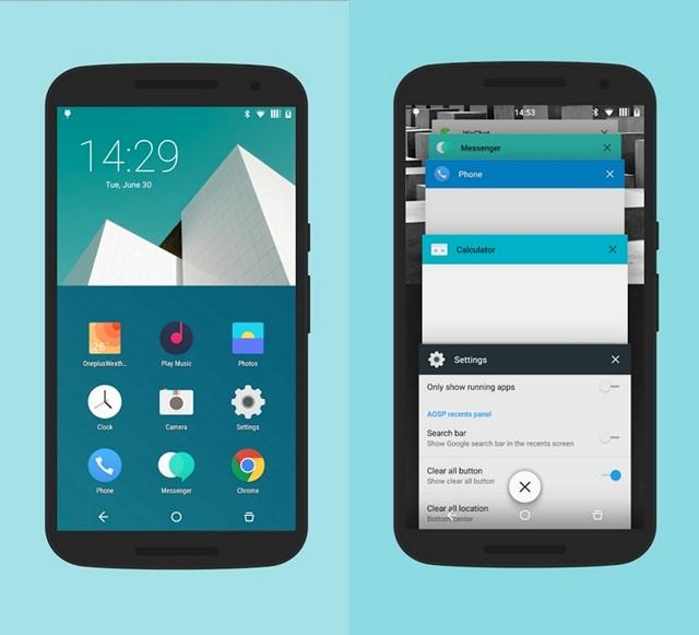 H2OS-CyanogenMod-theme