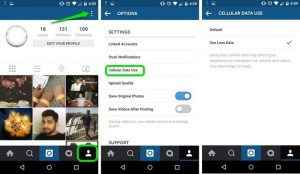 Instagram-Android-stop-autoplay