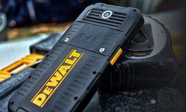 Power-outil Maker DeWalt lance son propre Smartphone
