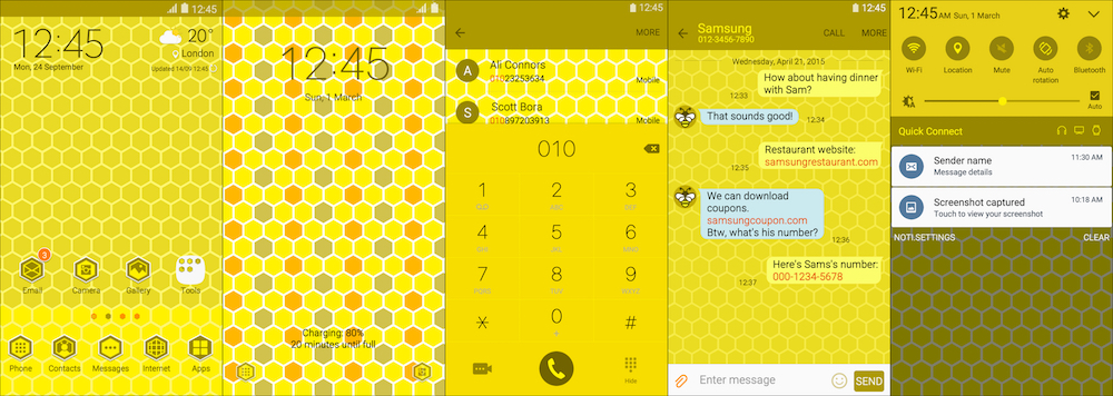 Samsung-Galaxy-Theme-Sweet-Honeycomb