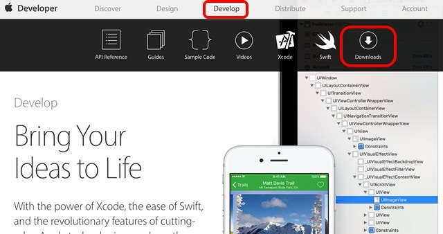 Apple-Developer-Download-betas