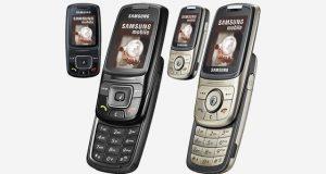 Samsung C300 et X530 lancés en Inde