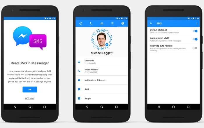 messenger-sms