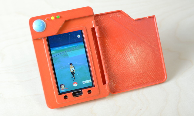 Batterie DIY Pokedex