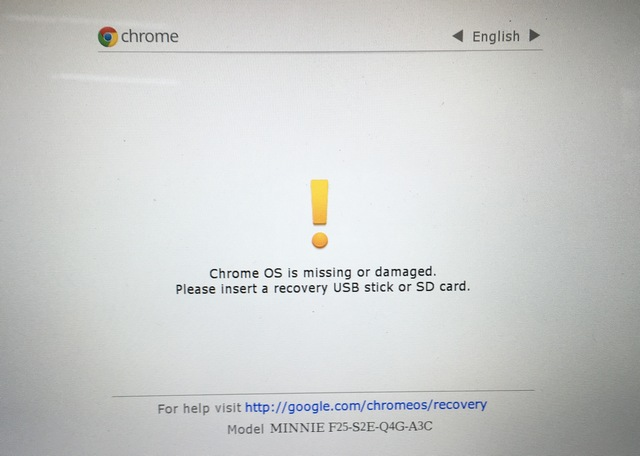 Chrome-OS-recovery-mode
