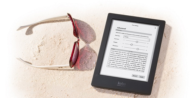 Kobo-Aura-H20-Kindle-Alternative