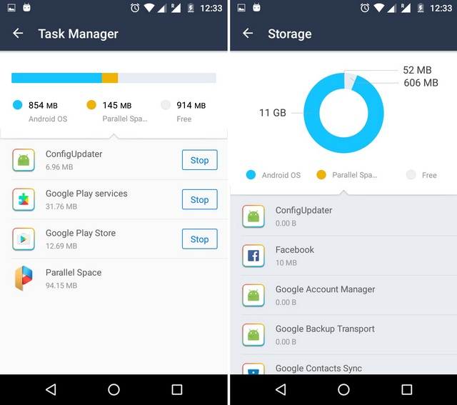 Parallel-Space-task-manager-and-storage