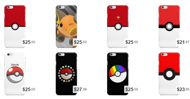 Pokemon-Cases