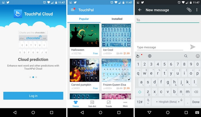 TouchPal-keyboard-Android