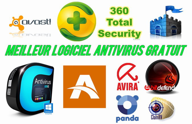 9 meilleur logiciel antivirus gratuit 2016 info24android. Black Bedroom Furniture Sets. Home Design Ideas