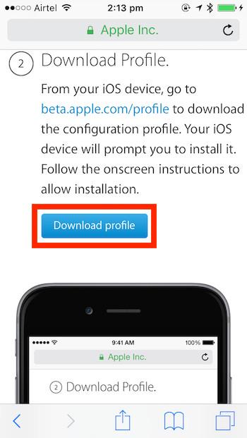download-profile-button