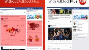 Adblock Plus court-circuite Facebook ad restrictions de blocage, Facebook feux arrière