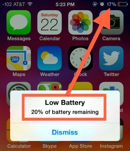 Batterie Mal & un iPhone chaud 3