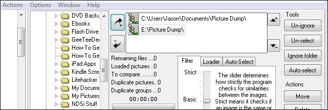Comment Bannissez Duplicate Photos avec VisiPic 2