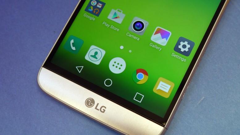 Comment Simplifier le G5 LG pour vos proches 1