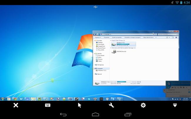 Comment accéder à un bureau Windows à partir de votre tablette ou téléphone 2
