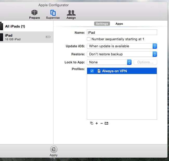 Comment activer VPN sur un iPhone ou iPad 7