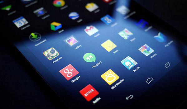 Comment basculer entre les applications rapidement sur Android
