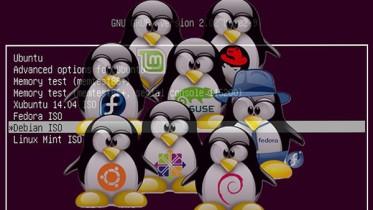 Comment démarrer Linux images ISO directement