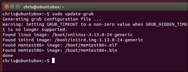 Comment démarrer Linux images ISO directement 5