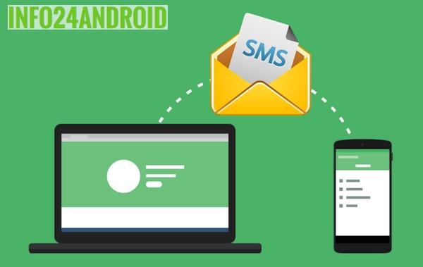 comment faire pour envoyer des messages sms depuis un pc ou mac