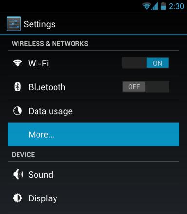 Comment faire pour utiliser Android Beam pour transférer sans fil
