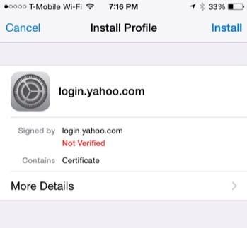 Comment se connecter à un réseau privé virtuel sur iPhone ou iPad 2
