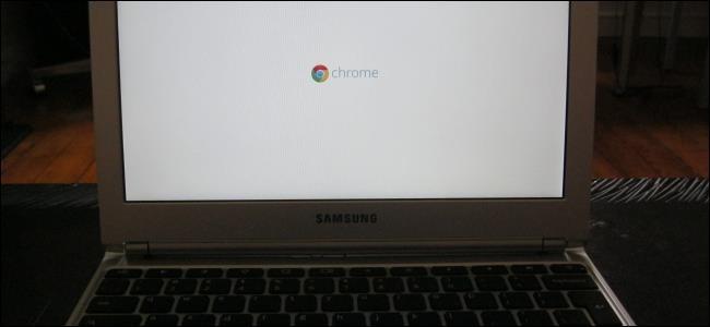 Comment un Chromebook est verrouillé pour vous protéger 1