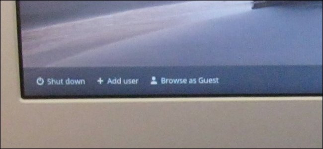 Comment un Chromebook est verrouillé pour vous protéger 2