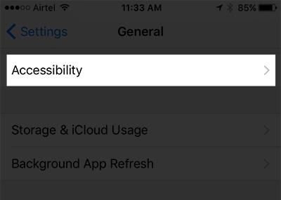 Comment utiliser les filtres de couleur dans iOS 10 sur iPhone ou iPad 2