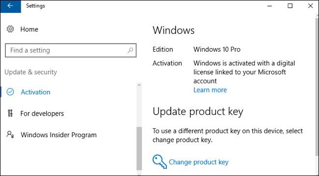 Comment utiliser votre 10 License Free Windows 3