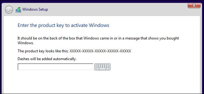 Comment utiliser votre 10 License Free Windows 4