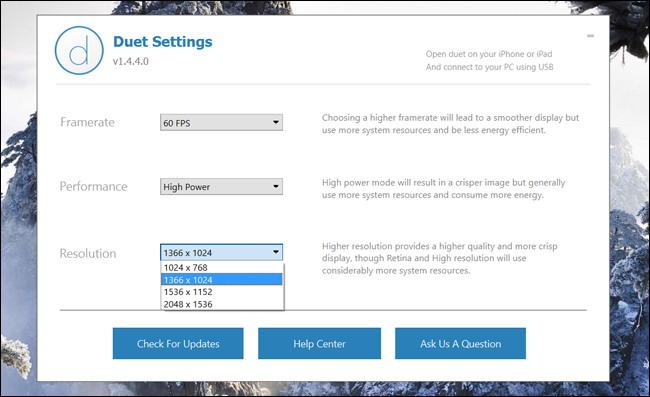 Comment utiliser votre iPad comme un second moniteur pour votre PC 6