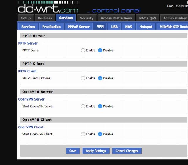Configurer votre propre serveur VPN domestique