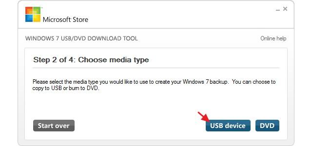 Créer une clé USB installation pour Windows 10 ou 7