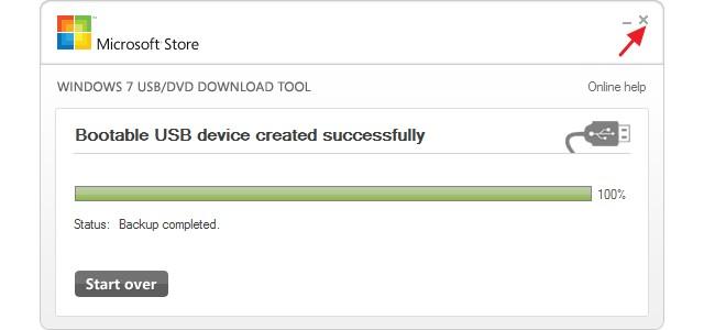 Créer une clé USB installation pour Windows 7 ou 8