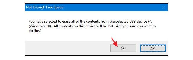 Créer une clé USB installation pour Windows 7