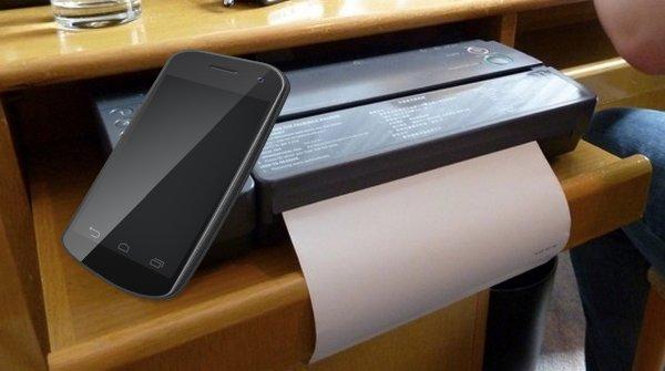 Fax un document à partir de votre Smartphone 1