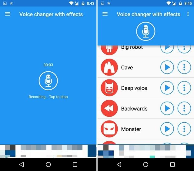 deformateur de voix en ligne