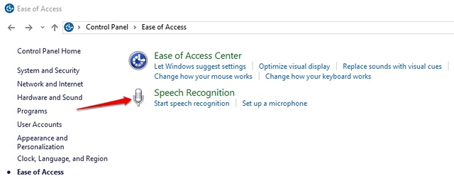 Windows-10-Speech-Recognition