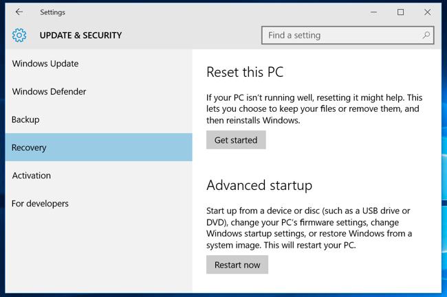 accélérer un PC Windows lent 10
